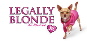 Legally Blonde Jr. Logo