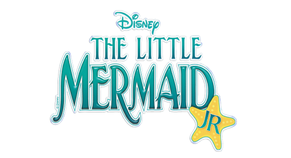 The Little Mermaid Jr. - Logo
